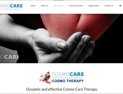 Cosmo Care Launches New Website and Business Drive